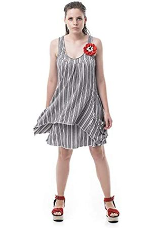 Mamatayoe Damen Marseillan Kleid