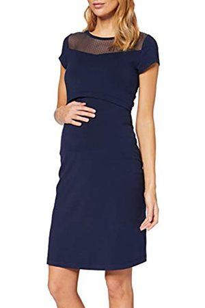 Queen mum Damen Dress Jersey Nurs Ss Oslo Kleid