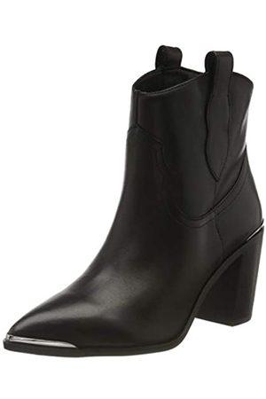 Steve Madden Damen Zora Bootie Stiefeletten, (Black Leather 017)