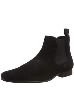 Red Tape Herren Stanway Chelsea Boots, (Black 0)