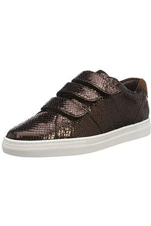 Hassia Damen Maranello, Weite G Sneaker, (Bronce/Brandy 7028)