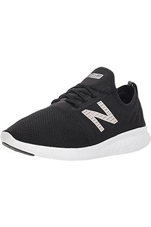 New Balance Herren FuelCore Coast v4 Sneaker, (Black/White Lb4)