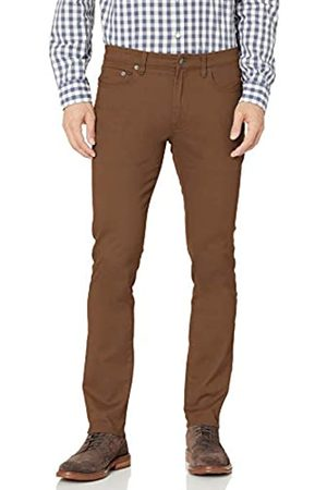 Amazon Skinny-Fit 5-Pocket Stretch Twill casual-pants