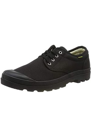 Palladium Unisex-Erwachsene Pampa Oxford Originale Sneaker, (Black/Black 466)