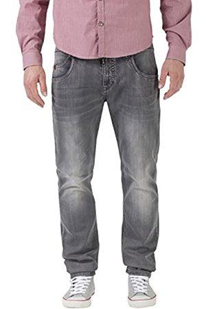 Timezone Herren Regular Eliaz Straight Jeans