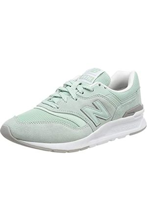 New Balance Damen 997H Sneaker, (White Agave/White)