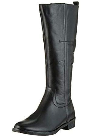 Jana 100% comfort Damen 8-8-25505-23 Hohe Stiefel, (Black 001)
