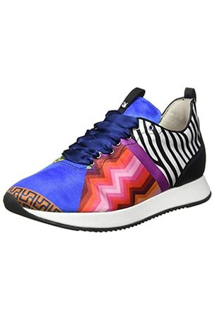 Högl Damen Glance Sneaker, Mehrfarbig (Multi 9900)