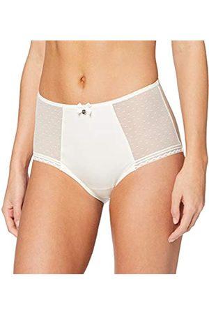 HUBER Damen Unterhose Body Couture Maxi Slip, Elfenbein (Ivory 010609)