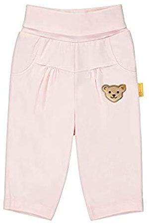Steiff Baby-Mädchen mit Teddybärmotiv Jogginghose