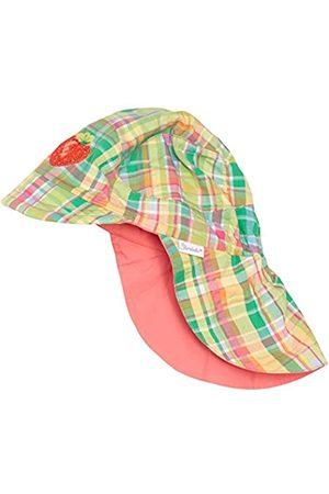 Sterntaler Mädchen Schirmmütze m. Nackenschutz Mütze