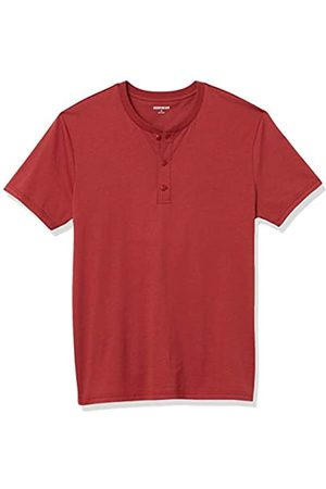 Goodthreads Cotton Short-Sleeve Henley-Shirts