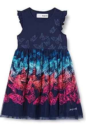 Desigual Mädchen Vest_Uruapan Kleid