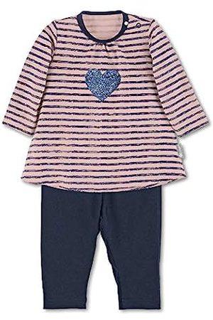 Sterntaler Baby-Mädchen Tunic with Leggings Kleid