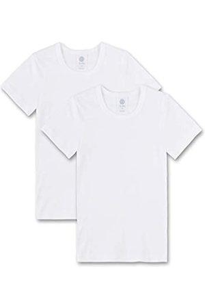 Sanetta Jungen 2Er Pack T-Shirts, 300100 Unterhemd