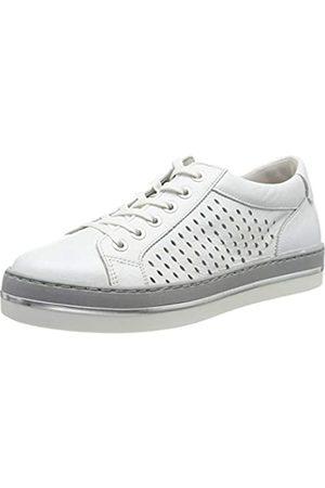 Gabor Shoes Damen Jollys Sneaker, (Weiss/ 21)