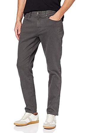 Izod Herren Saltwater Denim MID Grey Straight Jeans