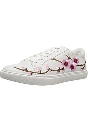 Kenneth Cole Damen Kam Blossom Sneaker, Elfenbein (White)