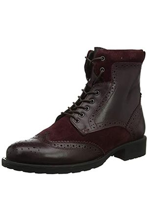 Hush Puppies Damen Jazz Kurzschaft Stiefel, (Bordo Bordo)