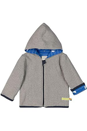 loud + proud Baby-Unisex Wendejacke Strick Aus Bio Baumwolle Strickjacke