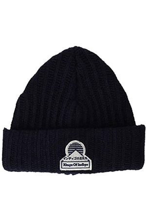 Kings of Indigo Unisex Beanie Strickmütze