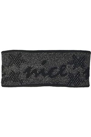 maximo Mädchen mit Lurexgarn und Schriftzug Nice Stirnband