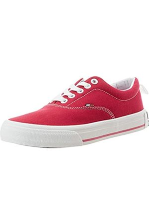 Tommy Hilfiger Damen LowCut Essential Sneaker, (Blush Red Xif)