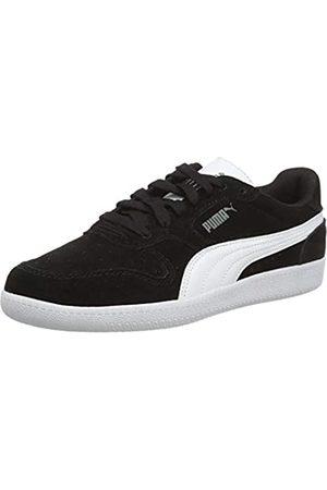 Puma ICRA TRAINER SD JR, Unisex-Kinder Low-top, (black-white)