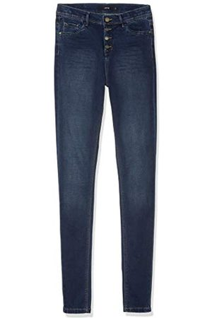 Name it NOS Mädchen NLFPIL DNMTIA 2234 HW PANT NOOS Jeans