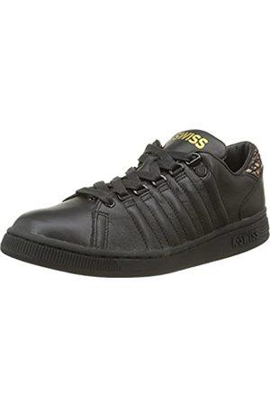 K-Swiss Lozan III TT Reptile Glam Damen Sneaker, Schuhe, (Black/Black/ )