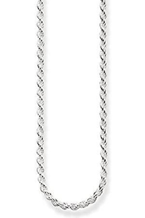 Thomas Sabo Damen-Kette ohne Anhänger 925 Sterlingsilber KE1348-001-12-L60