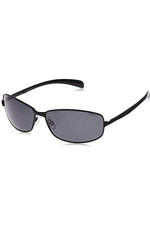 Polaroid P4126 - Sonnenbrille Herren Rechteckig - Metallrahmen - Polarisiert - Schutzkasten inklusiv