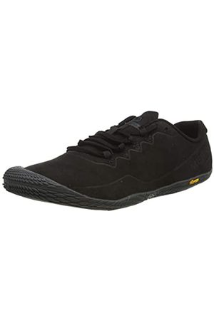 Merrell Herren Vapor Glove 3 Luna Leather Sneaker, (Black Black)