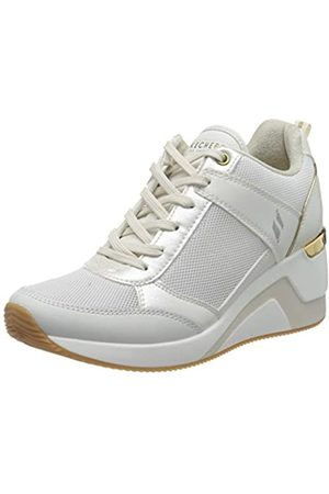 Skechers Damen Million AIR UP There Sneaker