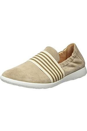Ganter Damen Gabby-G Slip On Sneaker, (Taupe 1900)