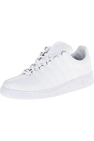 K-Swiss Herren Classic Vn Sneakers, Weiß (Weiß/Weiß)