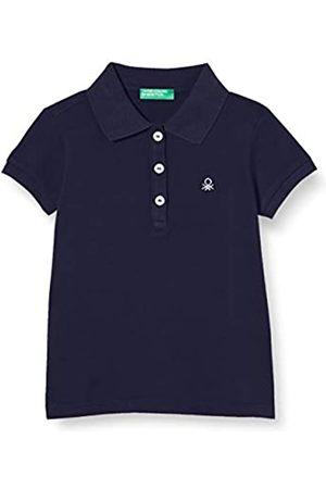 Benetton Mädchen Maglia Polo M/M Poloshirt
