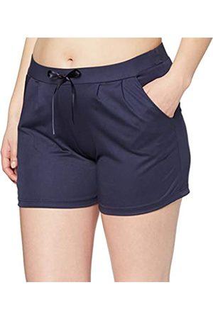 HUBER Damen 24 hours women Sleep Shorts Schlafanzughose, (Mood Indigo 0399)