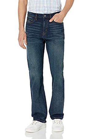 Amazon Straight-Fit Stretch Bootcut jeans