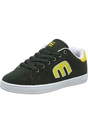 Etnies Unisex-Kinder Kids Calli-Cut Skateboardschuhe, (312-Green/White/Yellow 312)