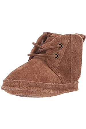 UGG Baby's Unisex Baby Neumel and Beanie Classic Boot