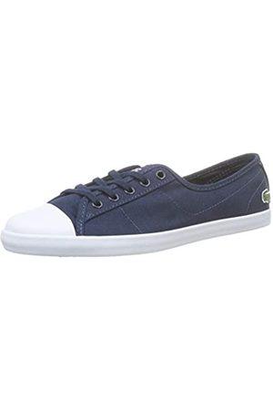 Lacoste Damen Ziane BL 2 CFA Sneaker, (Navy/White)