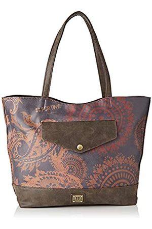 For Time Damen Shopper Ulri Schultertasche
