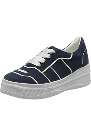 Gerry Weber Damen Mont Pellier 03 Sneaker, Mehrfarbig (Dunkelblau-Kombi 506)