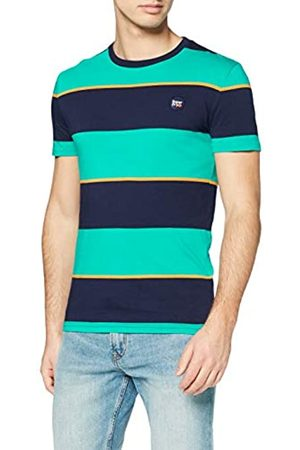 Superdry Herren Collective Stripe Tee T-Shirt