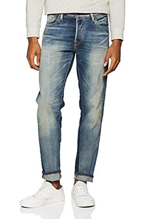 Jack & Jones Herren JJIMIKE JJICON BL 785 AW24 STS Loose Fit Jeans