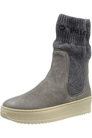Marc O' Polo Damen 90915346001318 Schlupfstiefel, (Grey 920)