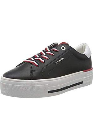 TOM TAILOR Damen 8096104 Sneaker, (Navy 00003)
