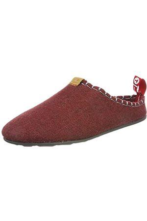 Viking Unisex-Erwachsene DNT TOFFEL Pantoffeln, (Red 10)