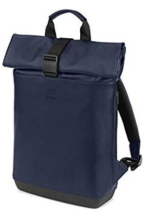 Moleskine (Klassischer Rolltop Allzweckrucksack, PC-Rucksack kompatibel mit Tablet, Laptop, Notebook, iPad, Computer bis 15